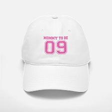 Mommy To Be 09 (Pink) Baseball Baseball Cap