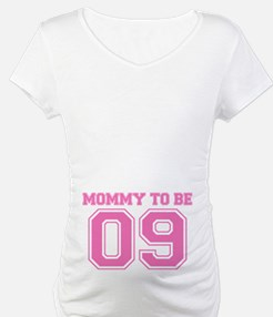 Mommy To Be 09 (Pink) Shirt