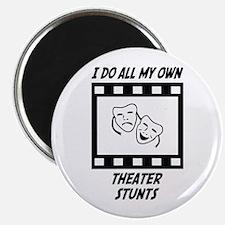Theater Stunts Magnet