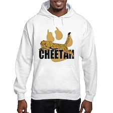 Cheetah Power Hoodie