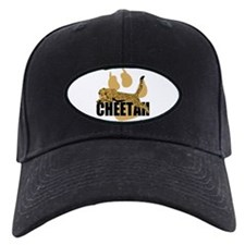 Cheetah Power Baseball Hat