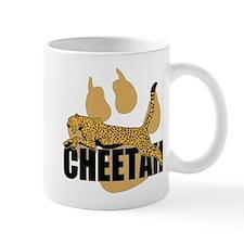 Cheetah Power Mug