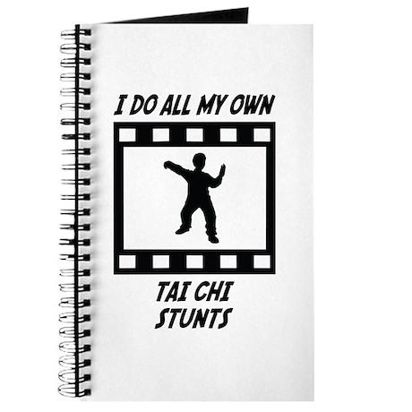 Tai Chi Stunts Journal