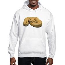 Burmese Python Snake Hoodie