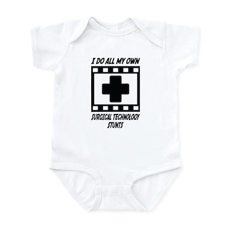 Surgical Technology Stunts Infant Bodysuit