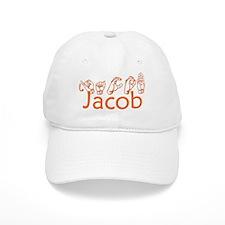 Jacob-orange Baseball Cap