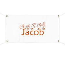Jacob-orange Banner
