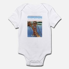 Golden Gate CA Infant Bodysuit