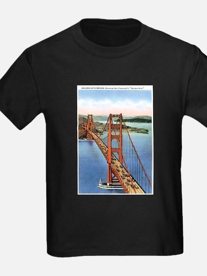 Golden Gate CA T