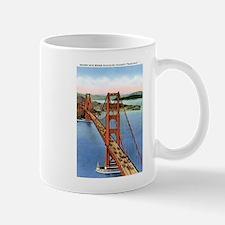 Golden Gate CA Mug