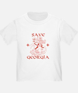 Save Georgia from Russia T