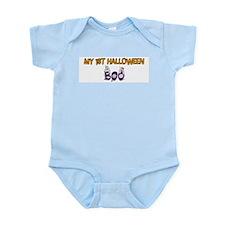 My 1st Halloween BOO Infant Bodysuit
