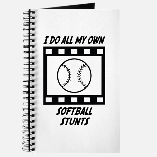 Softball Stunts Journal