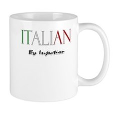 Italian By Injection Mug