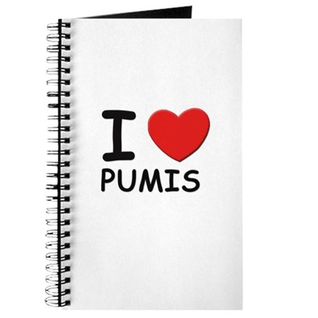 I love PUMIS Journal