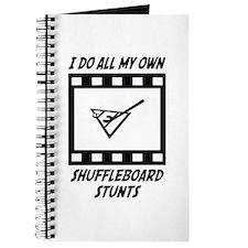 Shuffleboard Stunts Journal