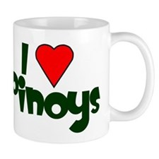 I Heart Pinoys! Mug