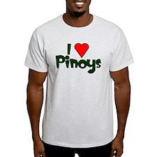 I Heart Pinoys! T-Shirt