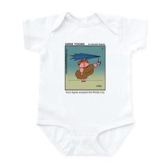 #3 Windy City Infant Bodysuit