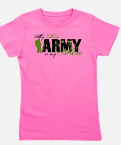 Mom Hero3 - ARMY T-Shirt