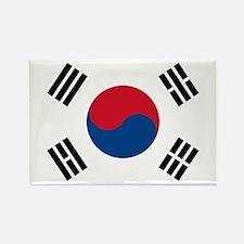 South Korean Flag Rectangle Magnet (10 pack)