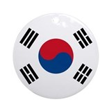 Korean Round Ornaments