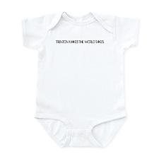 Cute Trenton Infant Bodysuit