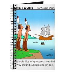 #4 Sunken land-bridge Journal
