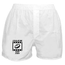 Rugby Stunts Boxer Shorts