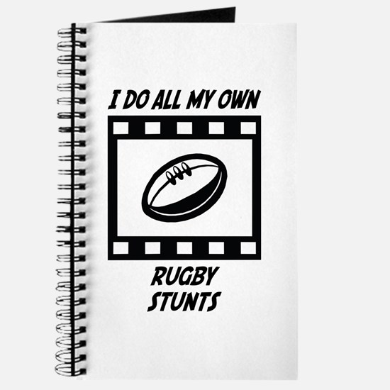 Rugby Stunts Journal