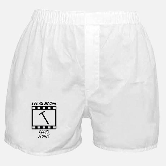 Roofs Stunts Boxer Shorts