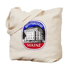 Hotel Mainzerhof (Mainz) Tote Bag