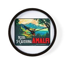 Hotel St Caterina (Amalfi) Wall Clock