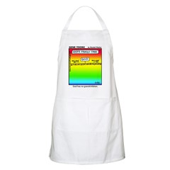 #6 God has no grandkids BBQ Apron