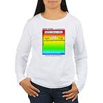 #6 God has no grandkids Women's Long Sleeve T-Shir