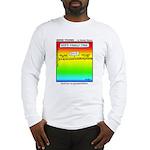 #6 God has no grandkids Long Sleeve T-Shirt