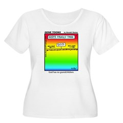 #6 God has no grandkids T-Shirt