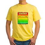 #6 God has no grandkids Yellow T-Shirt
