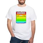 #6 God has no grandkids White T-Shirt