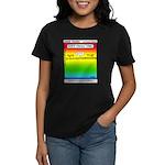 #6 God has no grandkids Women's Dark T-Shirt