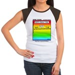#6 God has no grandkids Women's Cap Sleeve T-Shirt
