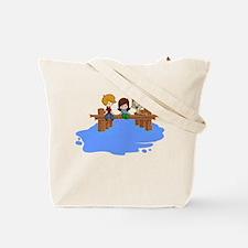 Bearin' it all! Tote Bag