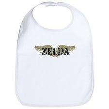 Zelda - Wings Bib