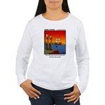 #8 Mess up family tree Women's Long Sleeve T-Shirt