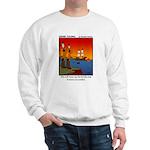 #8 Mess up family tree Sweatshirt