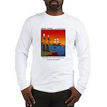 #8 Mess up family tree Long Sleeve T-Shirt