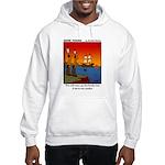 #8 Mess up family tree Hooded Sweatshirt