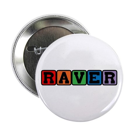 "Raver ""Label Me"" Button"