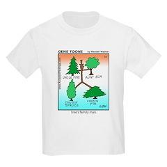 #10 Tree's family man T-Shirt