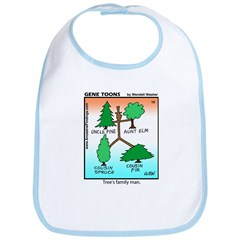 #10 Tree's family man Bib